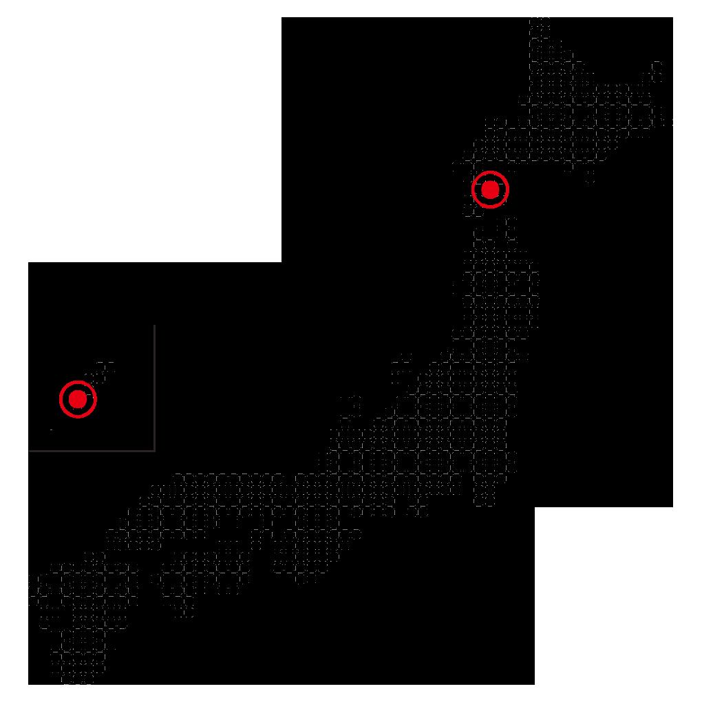 キャラバンマップ