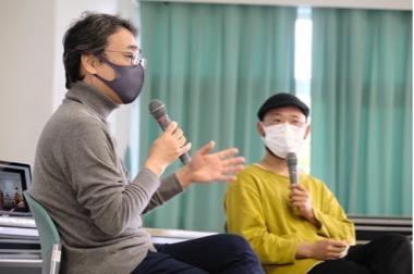 talk event 「しあさっての公民館を語る会」レポート_01