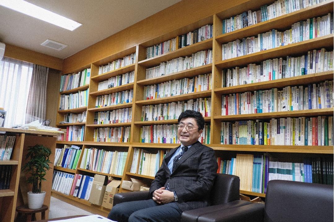 高崎経済大学に行ってきました