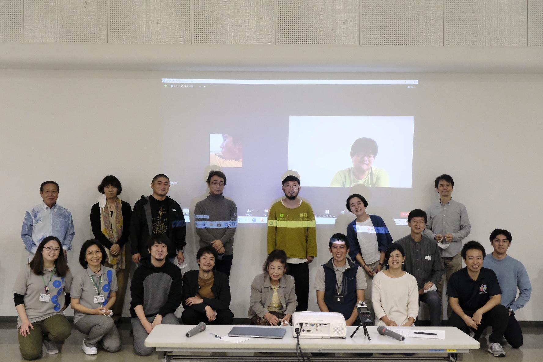 talk event 「しあさっての公民館を語る会」レポート_04